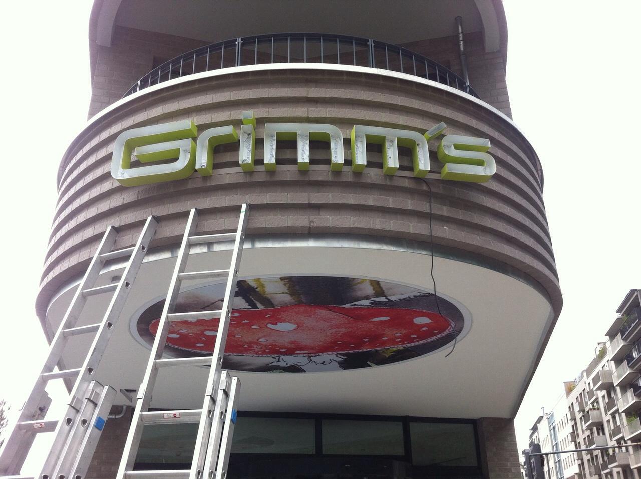 Hotel Grimm's
